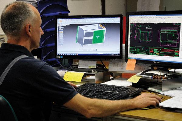 Progettazione con CAD tridimensionale